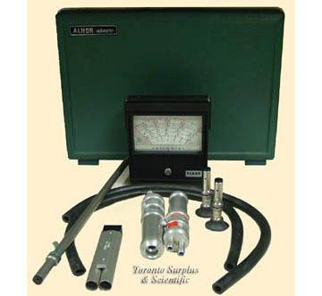 Alnor Series 6000 Velometer Model 6006AP Meter