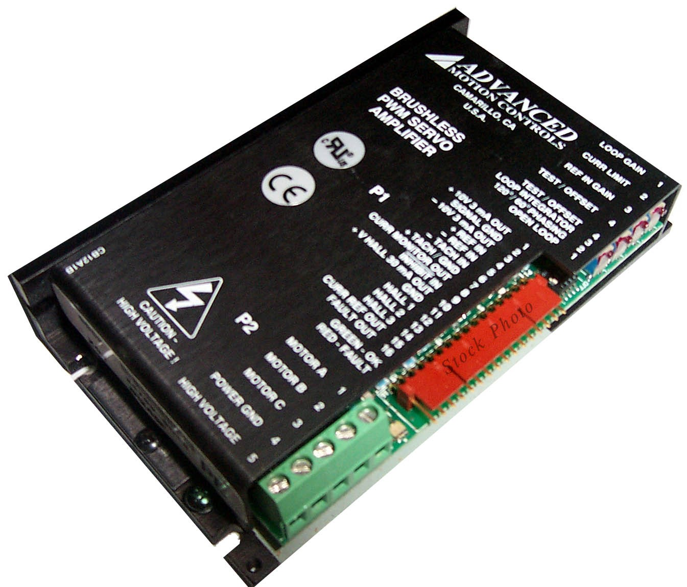 Advanced Motion Controls B12a6f Pwm Servo Amplifier