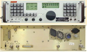 Racal RA6793A-6 (R-2320/URR) Receiver MIL-SPEC