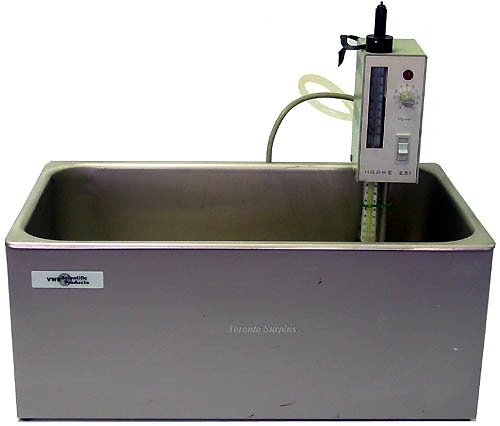 Haake E51 Immersion Heater Circulator Controller 140C With