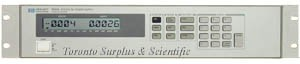a  20V,   5.0A HP 6632A / Agilent 6632A System Power Supply 0-20 VDC, 0-5 Amp