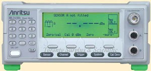 Anritsu ML2438A CW Power Meter, Dual Input (In Stock) z1