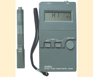 Anritsu - Optical Handy Power Meter ML96B