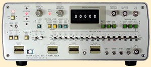 HP 1607A / Agilent 1607A Logic State Analyzer, 16 BIT - Can be used with the 1740A Oscilloscope