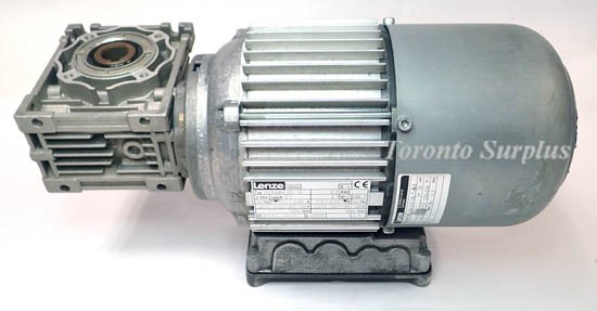 Lenze Vde0530 Ac Motor Derabr 071 12