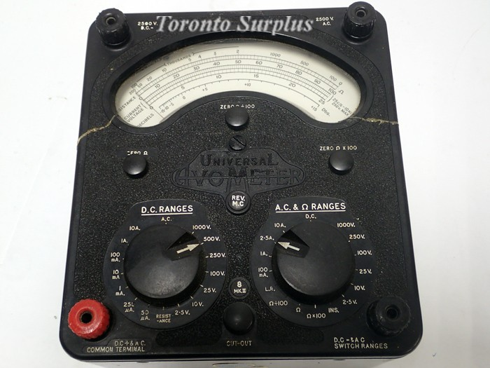 Avo Ltd 13574-3.A Model 8
