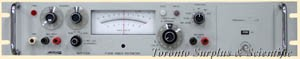 Ailtech Gertsch PAV-4BR / PAV4BR Phase Angle Voltmeter with SF1 Module & 400Hz Filter - PARTS UNIT