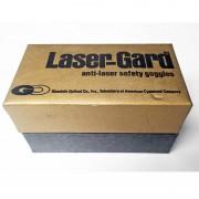 Glendale Optical Laser-Gard Anti-Laser Safety Goggles OD 14 AT 1060 14 AT 840nm