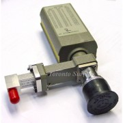 HP R8486A / Agilent R8486A Power Sensor & Wiltron 35WR28KF Waveguide to Coax Adapter, Sensor 26.5 GHz to 40GHz