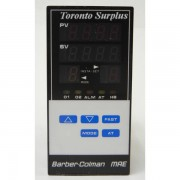 Barber-Colman MAE MAE2-0300-000-0-00 Termperature Controller, Eighth DIN Controllers, RTD Type