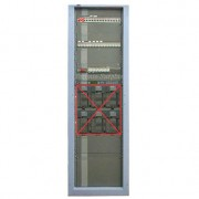 Invensys Swichtec Intergy High Capacity Power System UPS, 48VDC ( Switchtec Intergy ) - SEE DESCRIPTION