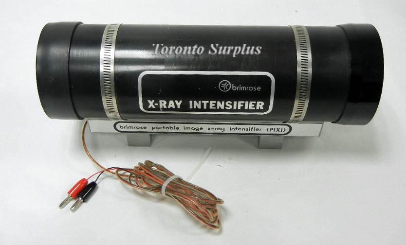 Brimrose Portable Image X-Ray Intensifier (PIXI) 50mm
