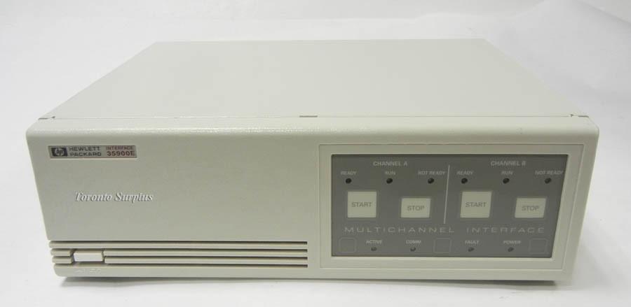 HP 35900 E