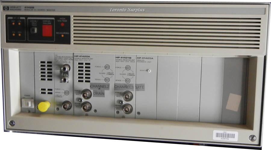 hp 4142b agilent 4142b yokagowa 4142b modular dc source rh torontosurplus com hp 4142b programming manual HP Computer Manual
