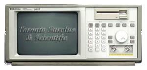HP 1652B / Agilent 1652B 80 Channel Logic Analyzer with Oscilloscope