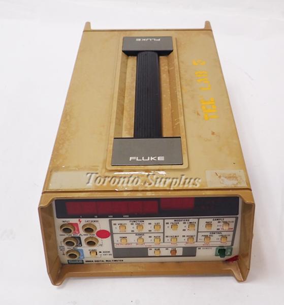 Fluke 8860A Digital Multimeter TRMS