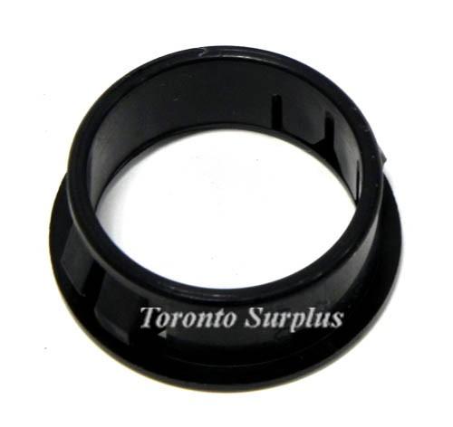 Heyco 836-2166 / 2166 Nylon Black Snap Bushing - BRAND NEW / NOS