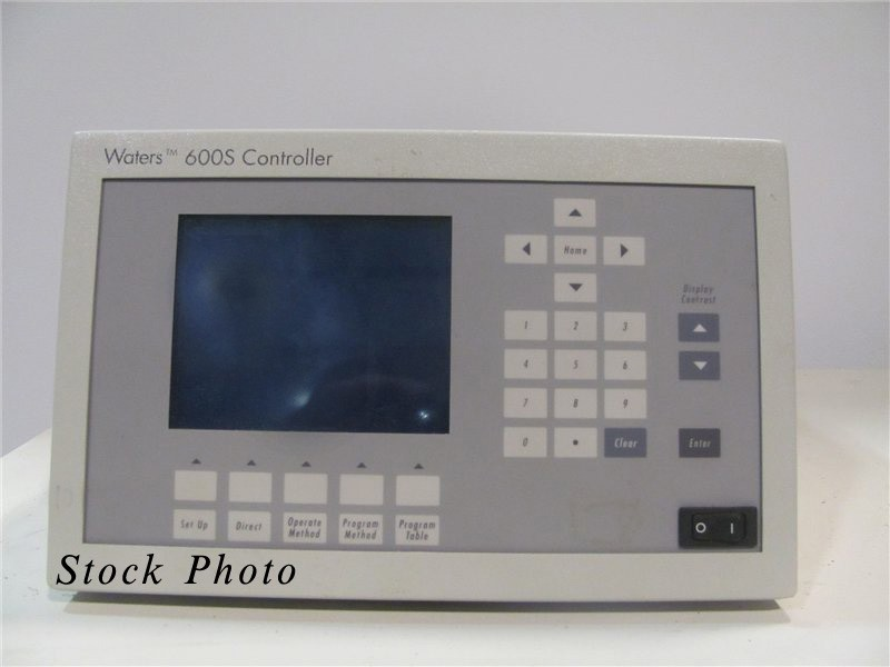 Waters 600S Multisolvent Delivery System HPLC Gradient Pump Controller, HPLC / Chromatography