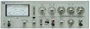 HP 339A / Agilent 339A Distortion Measurement Set