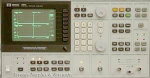 HP 3563A / Agilent 3563A Control Systems Analyzer (In Stock) z1