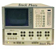 HP 8530A / Agilent 8530A Microwave Receiver with Display, 45 MHz to 26.5 GHz