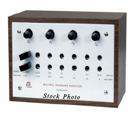 Guildline Instruments Type 9200 Multiple Standard Resistor