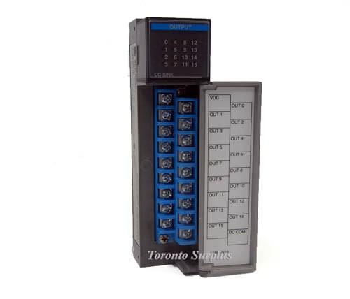 Allen Bradley 1746-OV16 DC Output Module for SLC 500
