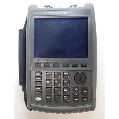 Network Analyzer Hand Held : Hp n a agilent fieldfox handheld rf vector