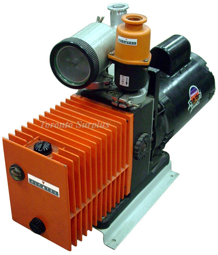 Alcatel 2008a Zm 2008a Direct Drive Vacuum Pump With