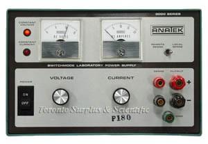 Anatek 3000 Series 15-20S Switch Mode Laboratory Power Supply, 0-15 VDC, 0-20A