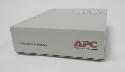 APC 885-6072A Revision 3 Environmental Monitor BNIB / NOS 1