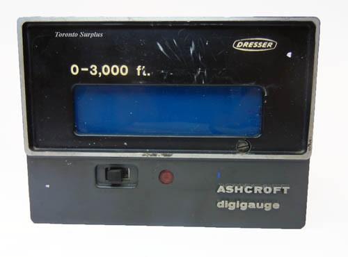 Ashcroft Digigauge