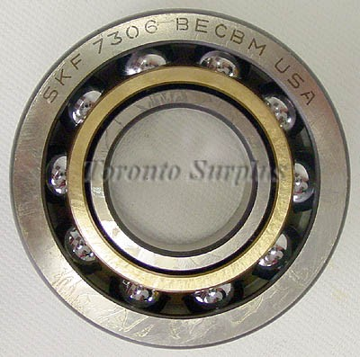 SKF 7306 ABEC3 Opposite Drive End Bearing BRAND NEW / NOS rm
