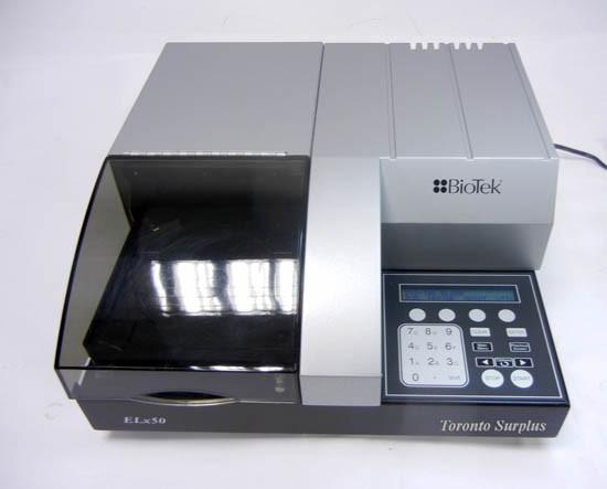 BioTek ELx50 Automated Microplate Strip Washer