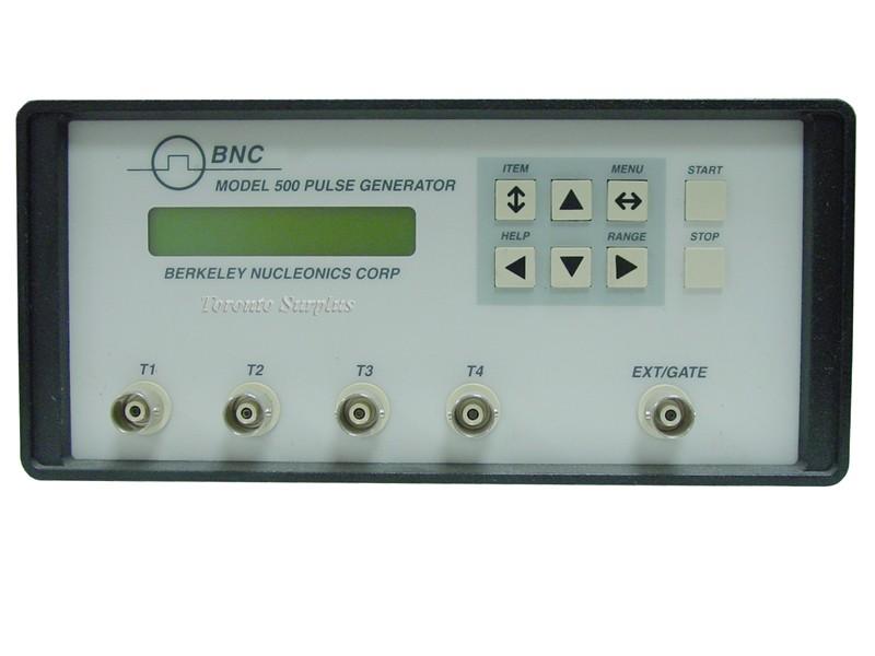 BNC Berkeley Nucleonics 500 / 500B-003 Delay Pulse Generator, 4 ...