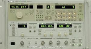 Advantest D3185A Pulse Pattern Generator (In Stock) z1