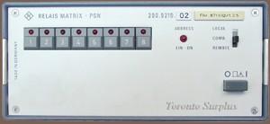 Rohde & Schwarz Relay Matrix PSN 290.9210.02