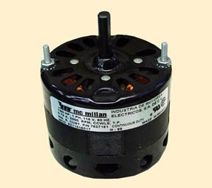Mcmillan 8211515017 Continuous Duty Motor 3000 Rpm 1 50