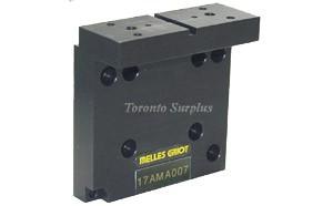Melles Griot 17 AMA 007 /AMA007 Nanopositioning Short Fixed Platform Bracket