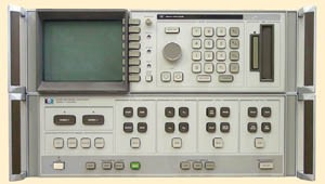 HP 8510A / Agilent 8510A /010 Microwave Vector Network Analyzer 45 MHz-26.5 GHz Compatible with 8515A, 8340B