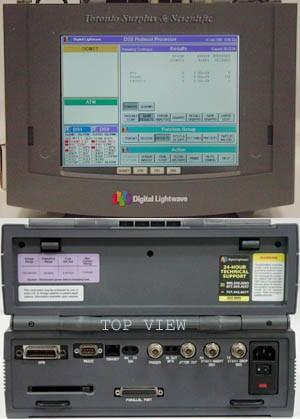 Digital Lightwave Model ASA-PKG-DS3 NIC Network Information Computer