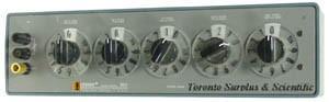 esi Electro Scientific Industries DB52 Dekabox, Resistance Decade Box