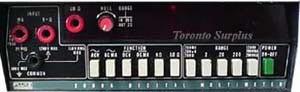 Fluke 8000A Digital Multimeter (Default)