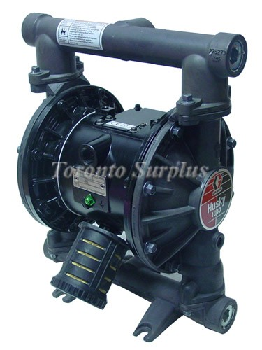 Graco Husky 1040 Double Diaphragm Pump With Instructions