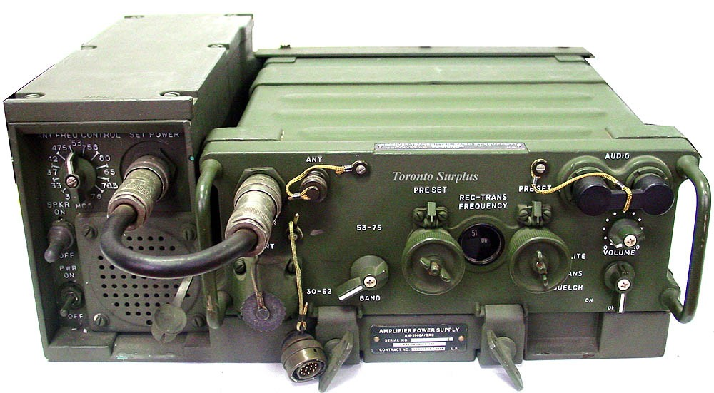 Military Rt 841 Prc 77 Rt841 Prc77 Receiver