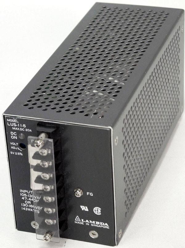 LAMBDA LUS-11-5 POWER SUPPLY SET