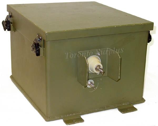 Harris CU-2310/URC Antenna Coupler for URC-119(V) / RF-350K / RT-1446 URC NSN: 5985-01-161-1724