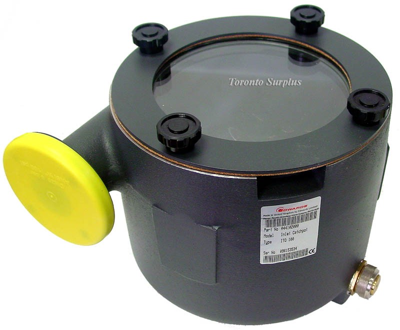 dwards A441-01-000 / A44101000 ITO 100 Inlet Catchpot