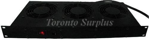 Hammond FT300HA1BK 3 AC Fan Tray