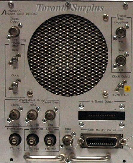 Anritsu ME0314A 622M Error Detector